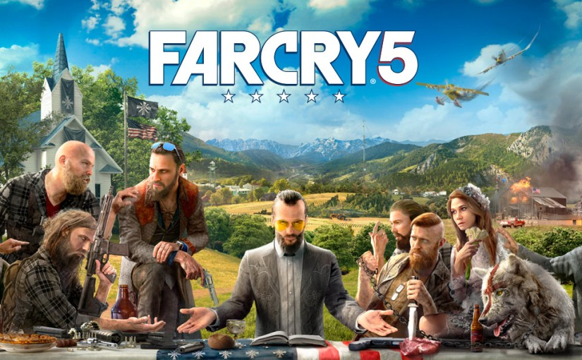 Akira's Game Review: Far Cry 5