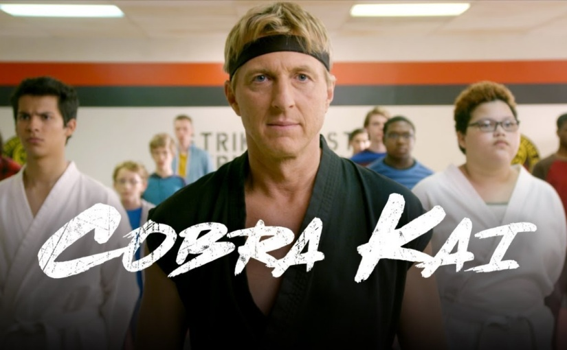Binge-watching Cobra Kai: My Thoughts