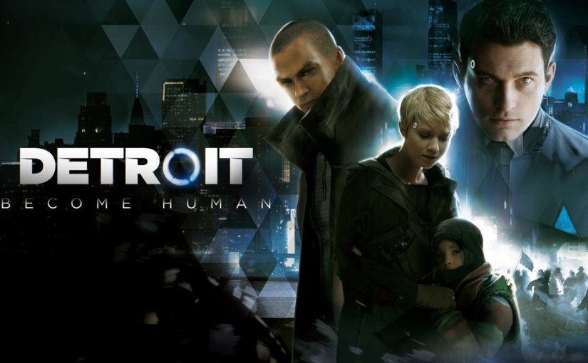Akira's Game Review–Detroit: BecomeHuman