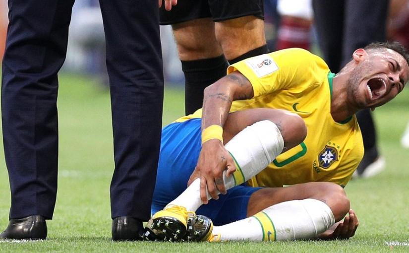 Neymar's Diving Antics Can'tContinue